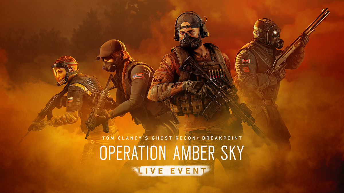 Ubisoft reveals new event featuring Ghost Recon: Breakpoint and Rainbow Six: Siege crossover
