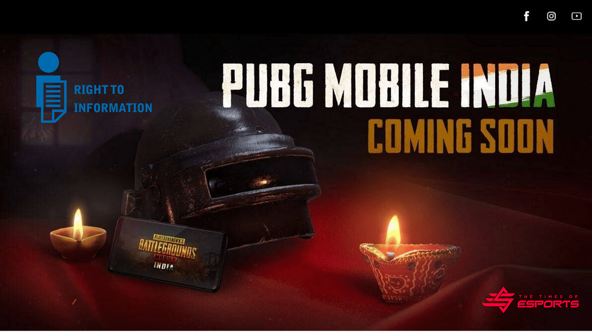 """PUBG Mobile India: RTI states """"No formal dialogue"""" between PUBG Mobile India and Government"""
