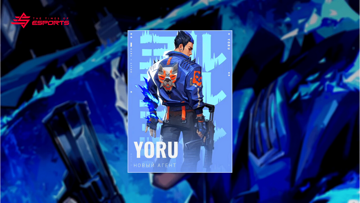 Teasers from Riot authenticate Yoru as Valorant's 14th Agent