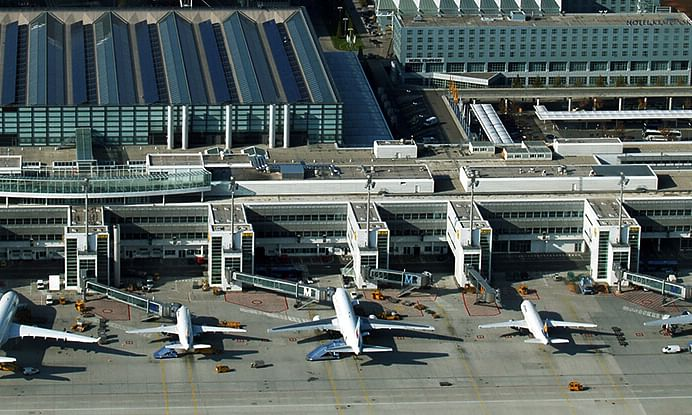 Siemens and Munich Airport Partner for Digitisation