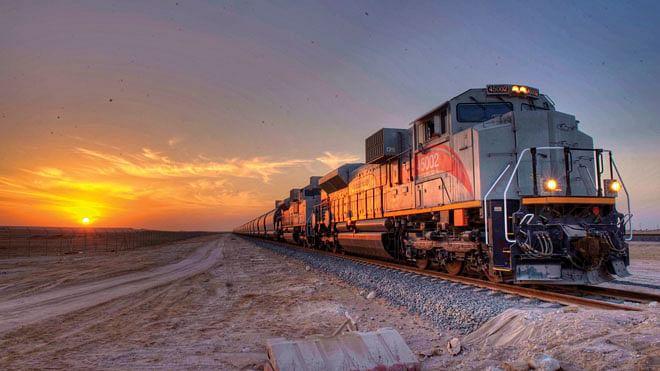 Middle East Railways on Track