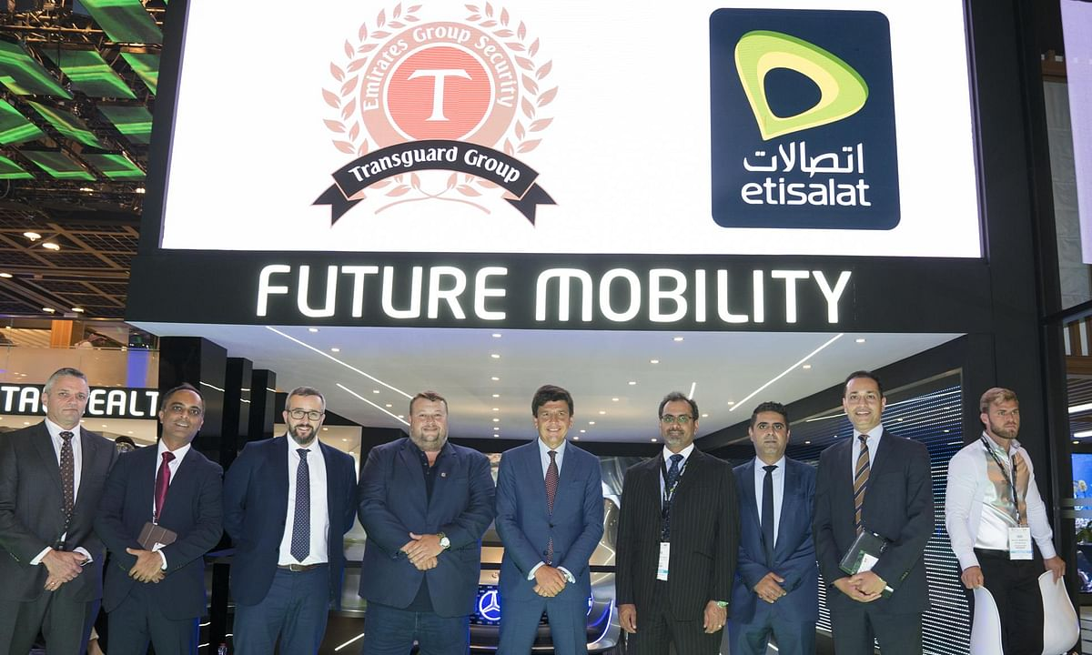 Transguard partners with Etisalat  for enhanced  security solns