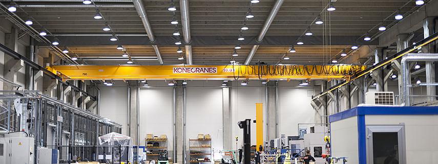 Konecranes Launches RENTALL as an Alternative to Buying a Crane