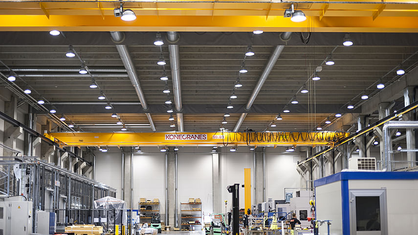 Konecranes Launches RENTALL as an Alternative to Buying a Crane