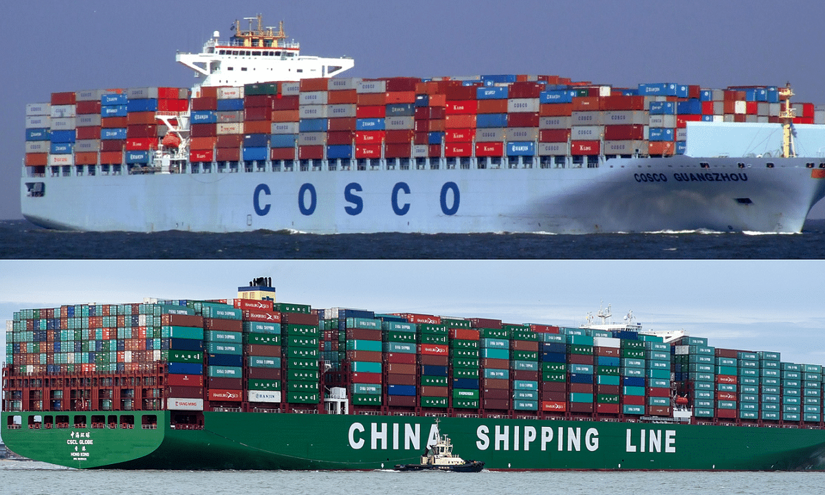 COSCO's OOCL Takeover to be Complete by July 2018