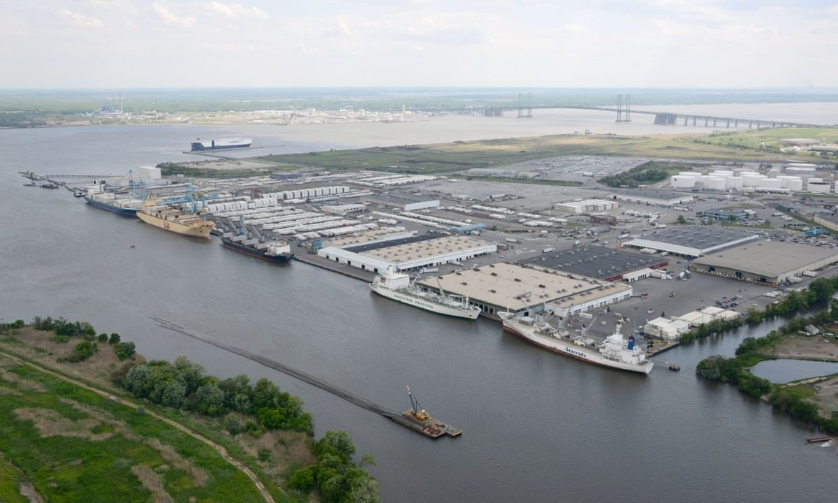 Gulftainer Secures 50-Year Concession for US Port of Wilmington