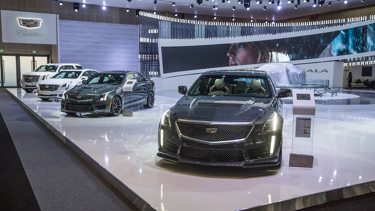 Cadillac invests heavily in new Middle East marketing drive