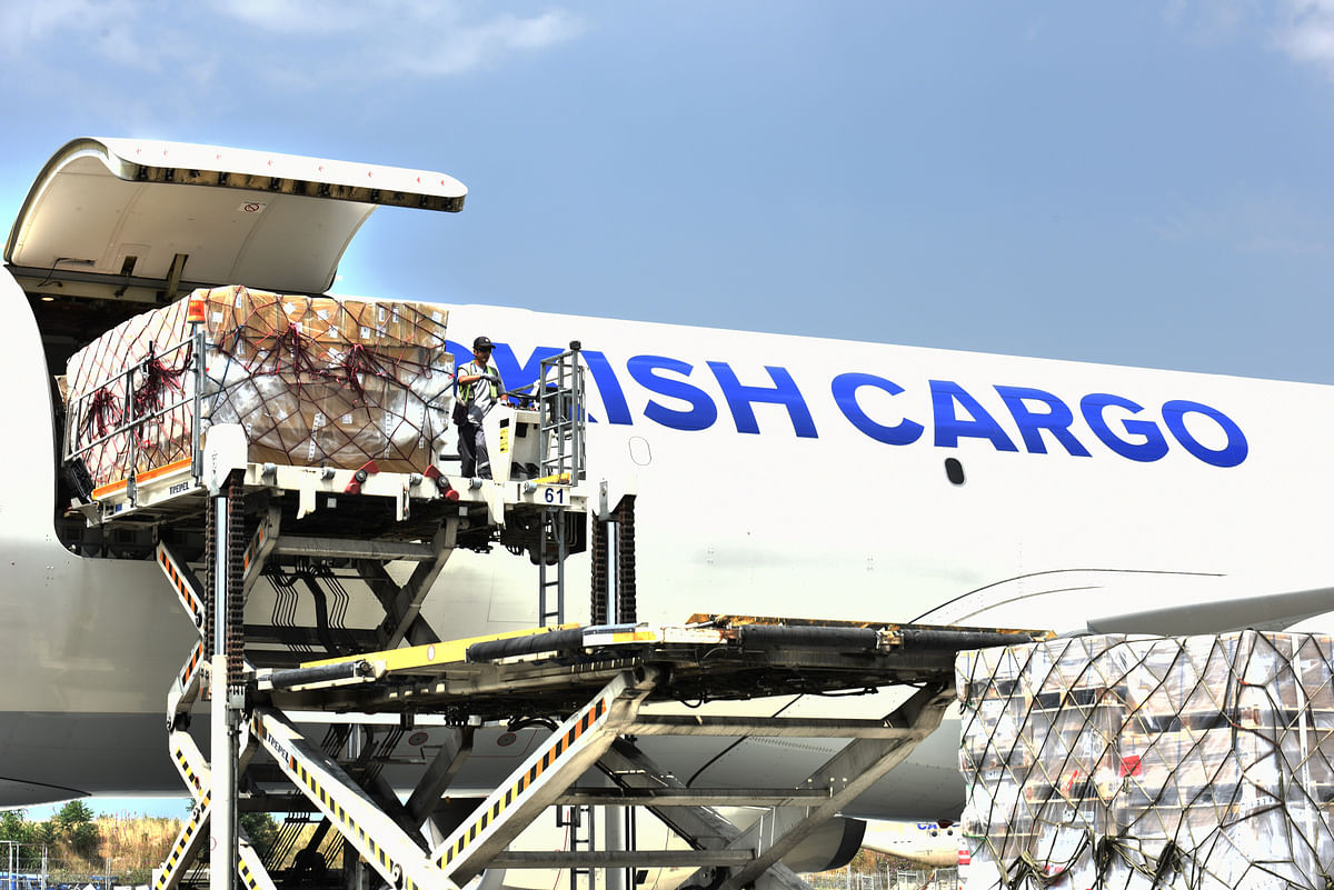 "Turkish Cargo  7th  in WACD list of ""top global air cargo carriers"""