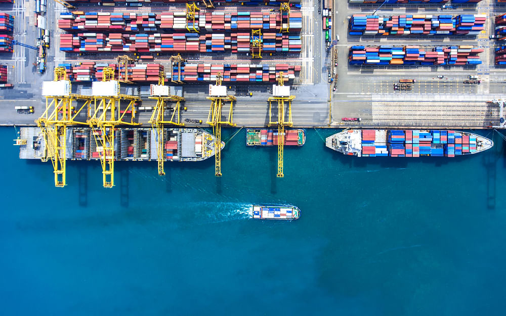 $1 Billion Investment for Singapore Port
