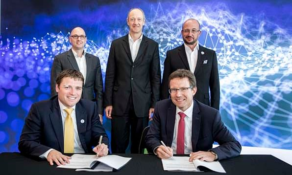 Siemens and Dubai Airports to establish Data Hub
