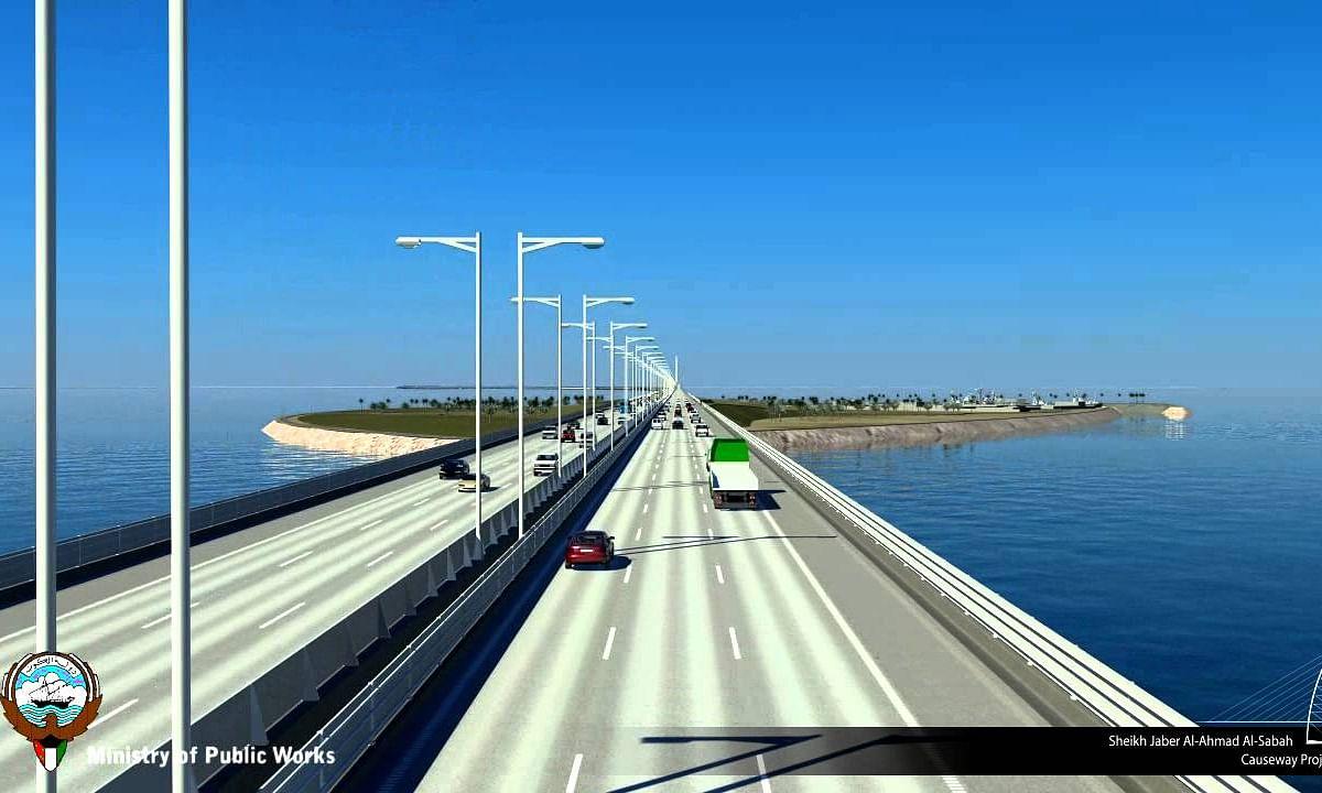 Terex Supports Kuwaiti Infrastructure Drive