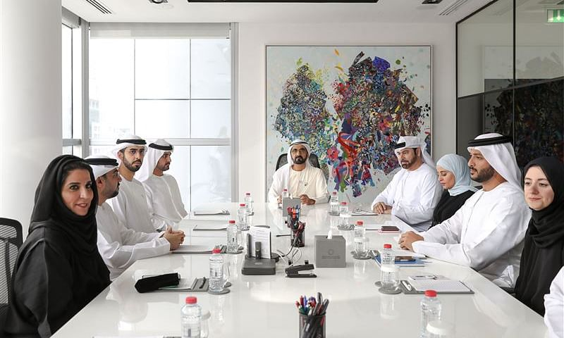 Dubai Government Reveals 'UAE Blockchain Strategy'