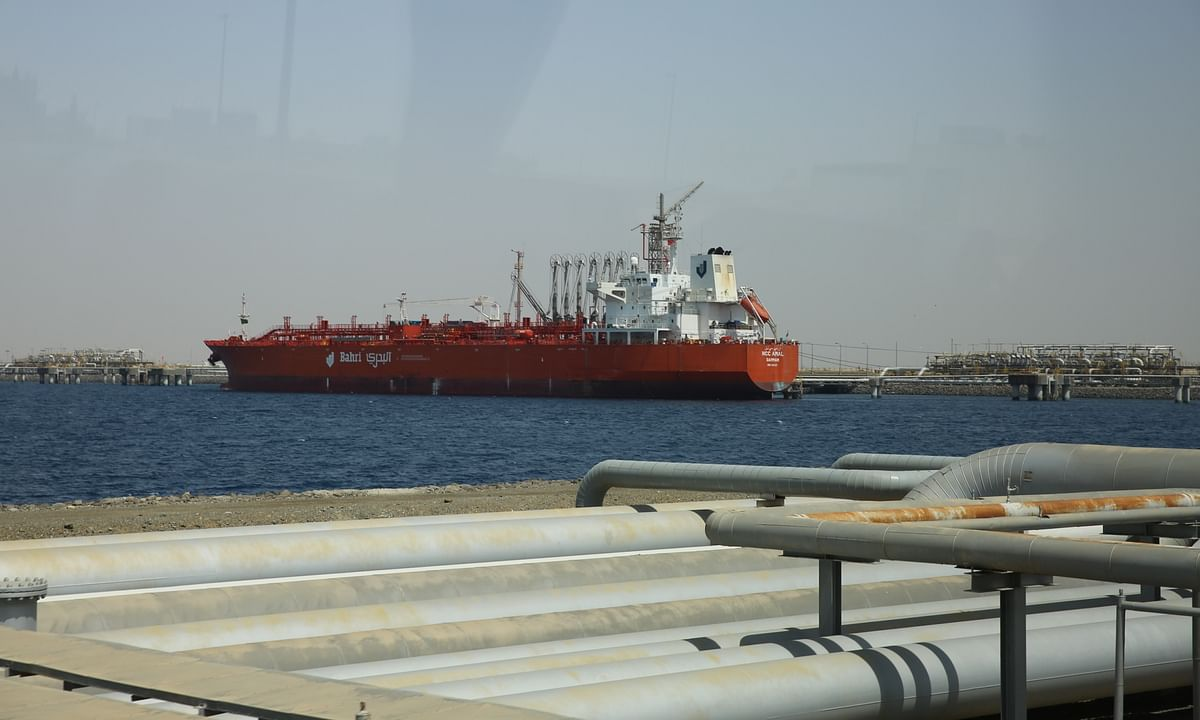 Bahri's 'NCC Amal' transports first chemical shipment from Aramco