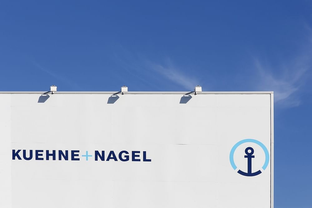 Kuehne + Nagel Reveals Q1 Results