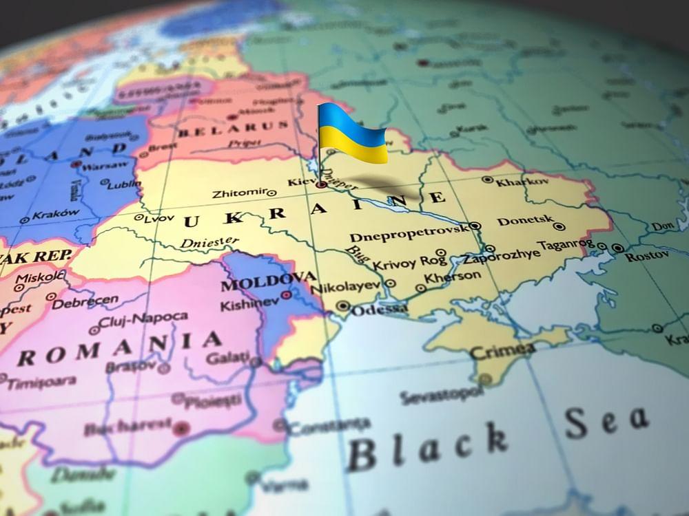 Ukraine President Urges DP World Investment
