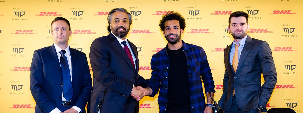 DHL Express Appoints Mohamed Salah Brand Ambassador for MENA Region