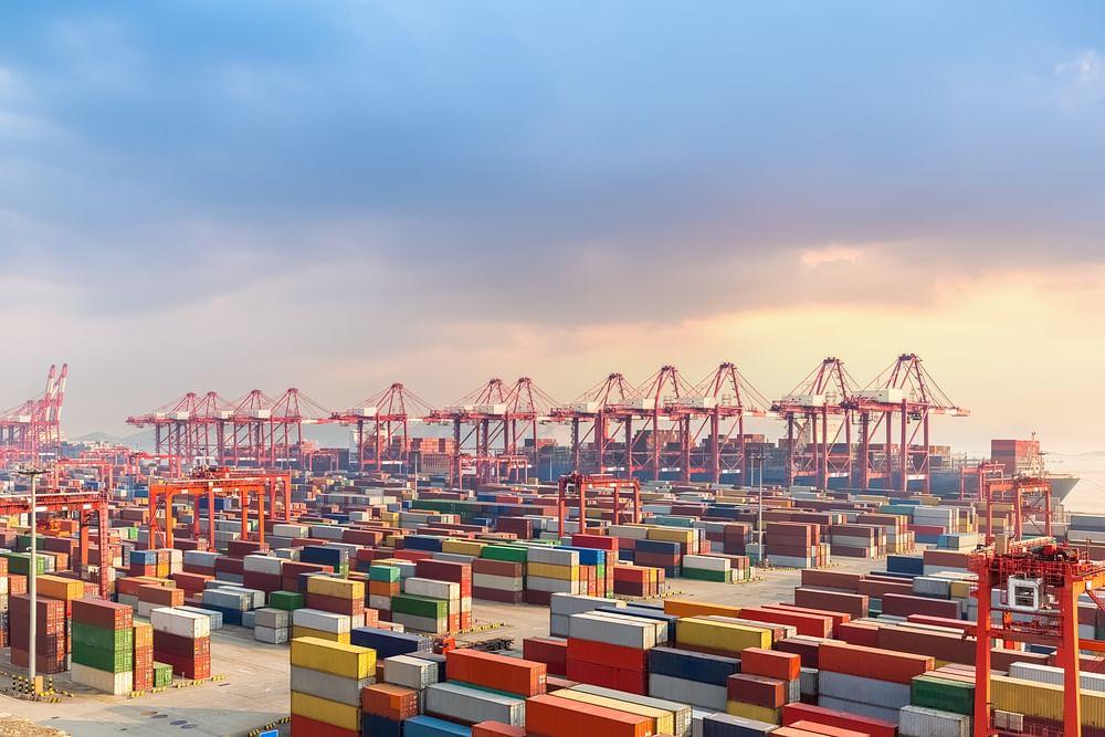World's Biggest Ports Hitting New Highs
