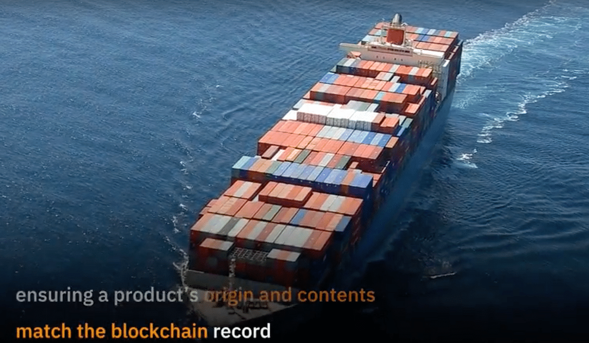 Watch: IBM Reveal AI Global Trade Scanner