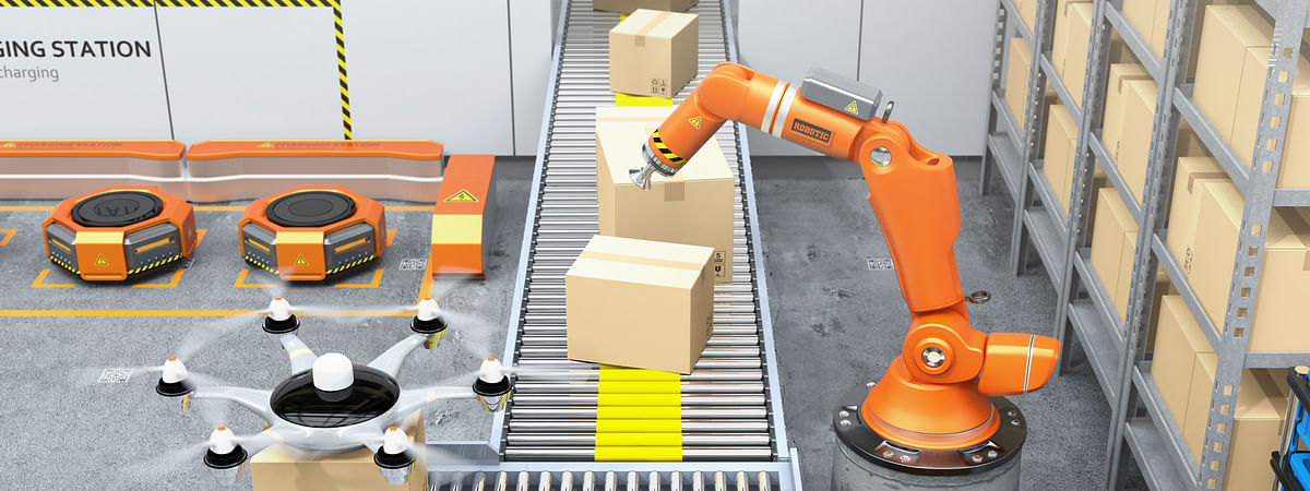 Robotics in the Warehouse