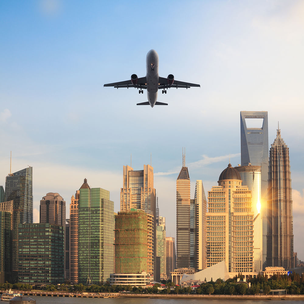 China Warns Foreign Airlines Over Territories