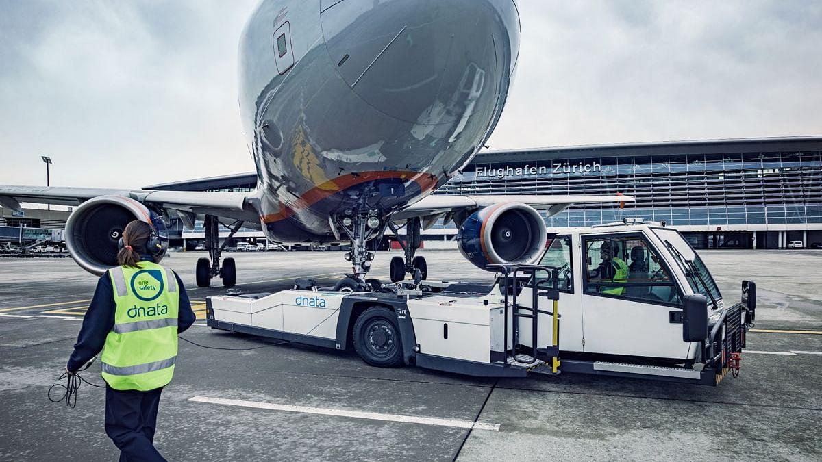 dnata  to continue cargo & ground handling  at Zurich Airport