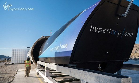 DP World and Virgin Hyperloop One Create Cargospeed