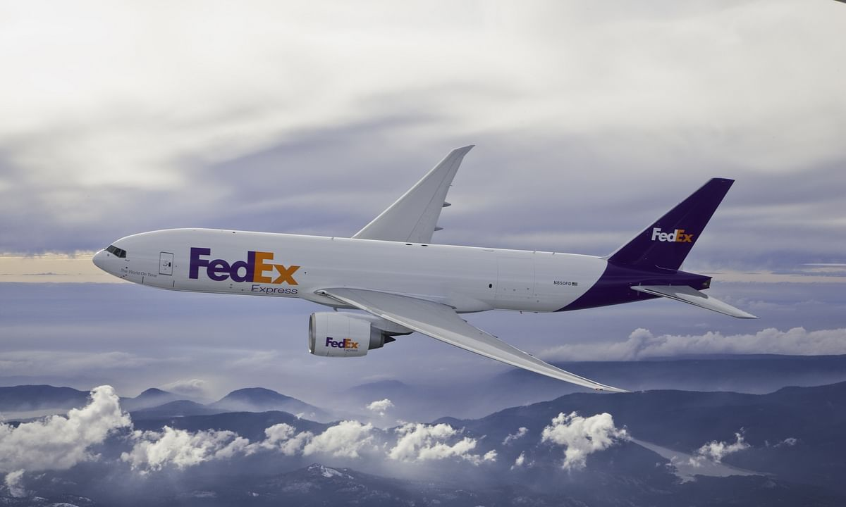 FedEx Celebrates Seven Years of  B-777F USA-UAE Flights