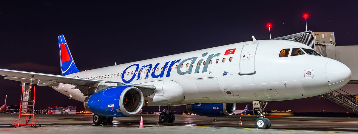 Vallair Leases 3 New Airbus A321s to Turkish Onur Air
