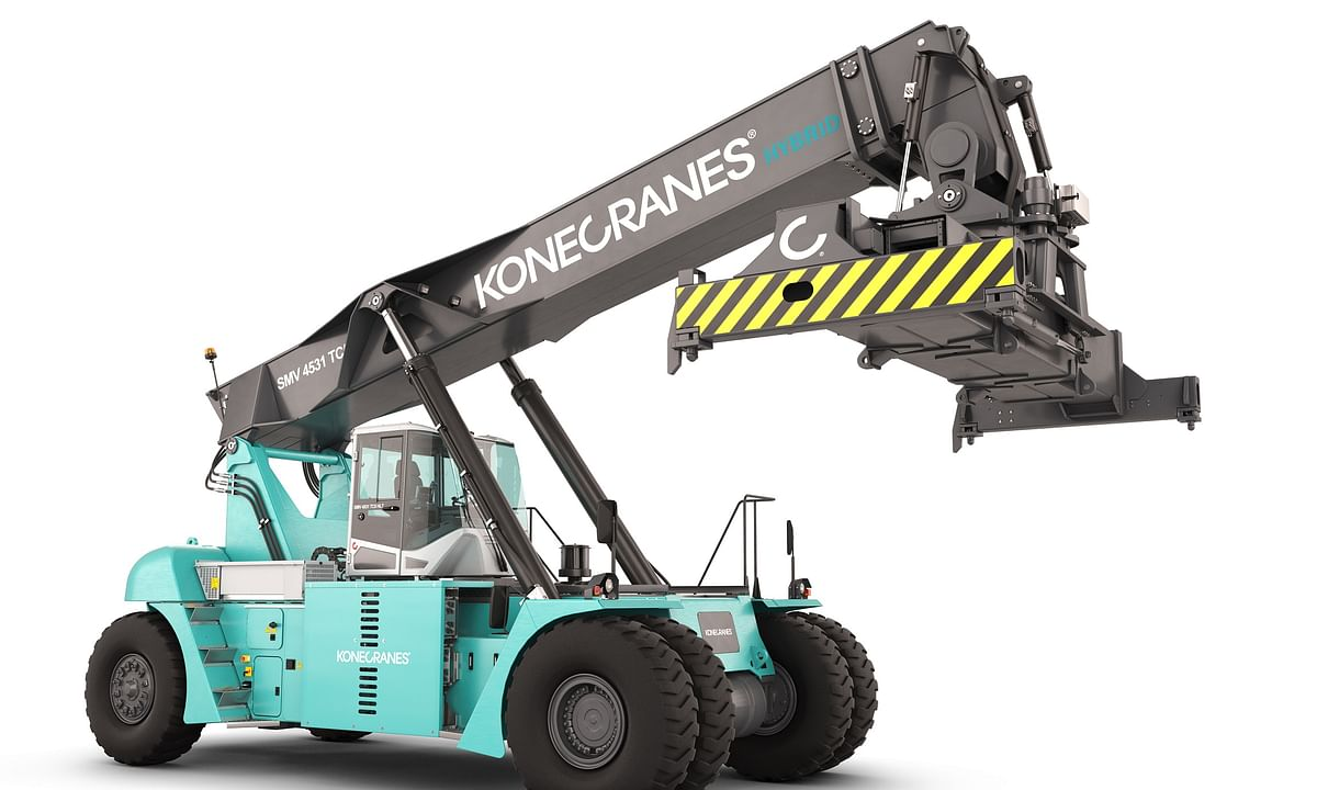 Konecranes Launches ECOLIFTING