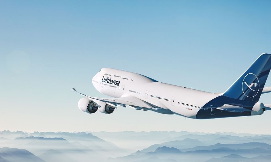 Lufthansa Group Sets New Fuel Efficiency Record