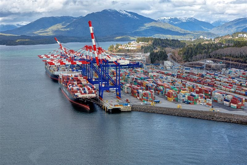 DP World in Next Phase of Canadian Terminal Expansion