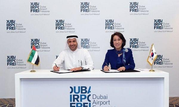 DAFZA Announces Strategic Partnership with South Korea