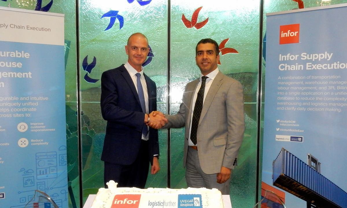 Almajdouie Logistics Looks at Expansion with Infor