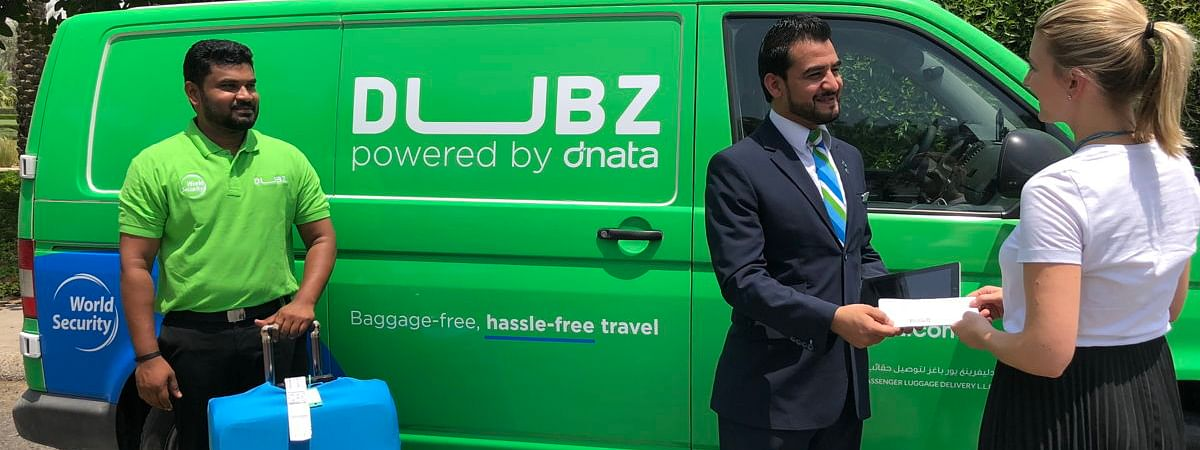 dnata Starting Home Check-in Service