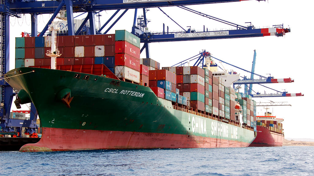 Aqaba Container Terminal Offers New Gateway to Iraq