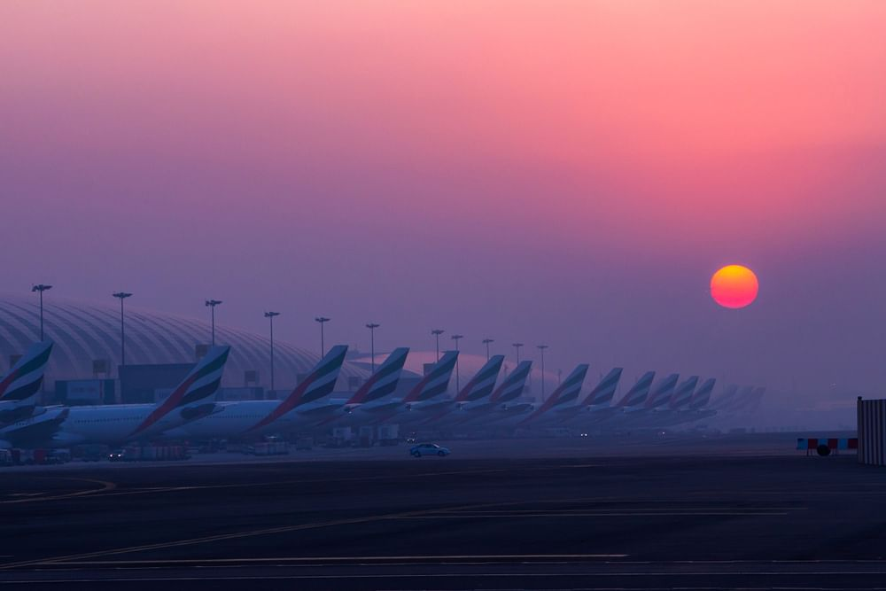 Dubai Airport Sees Growth in Global Rankings