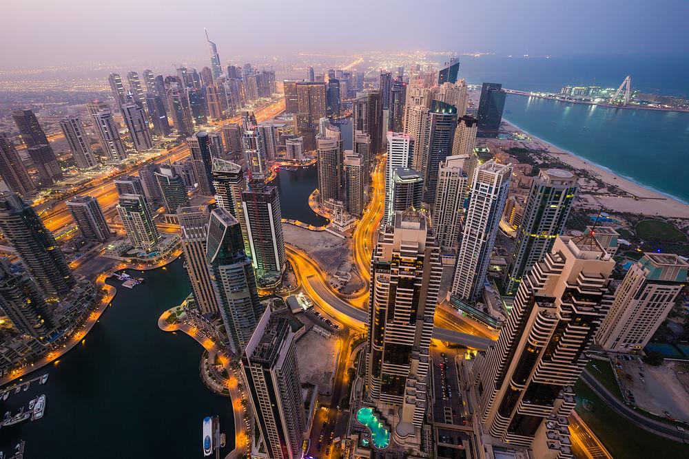 Alibaba Eyes Dubai in Billion Dollar Plan