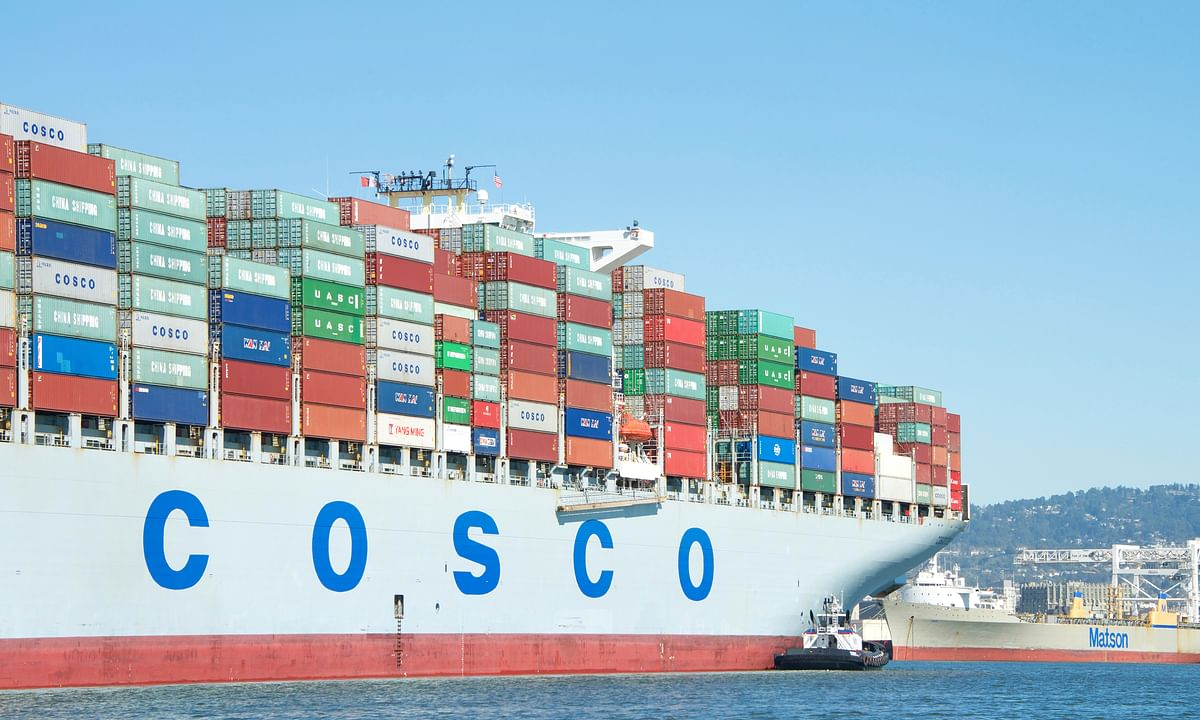 Super-scale Container Ship 'COSCO Shipping VIRGO' Delivered