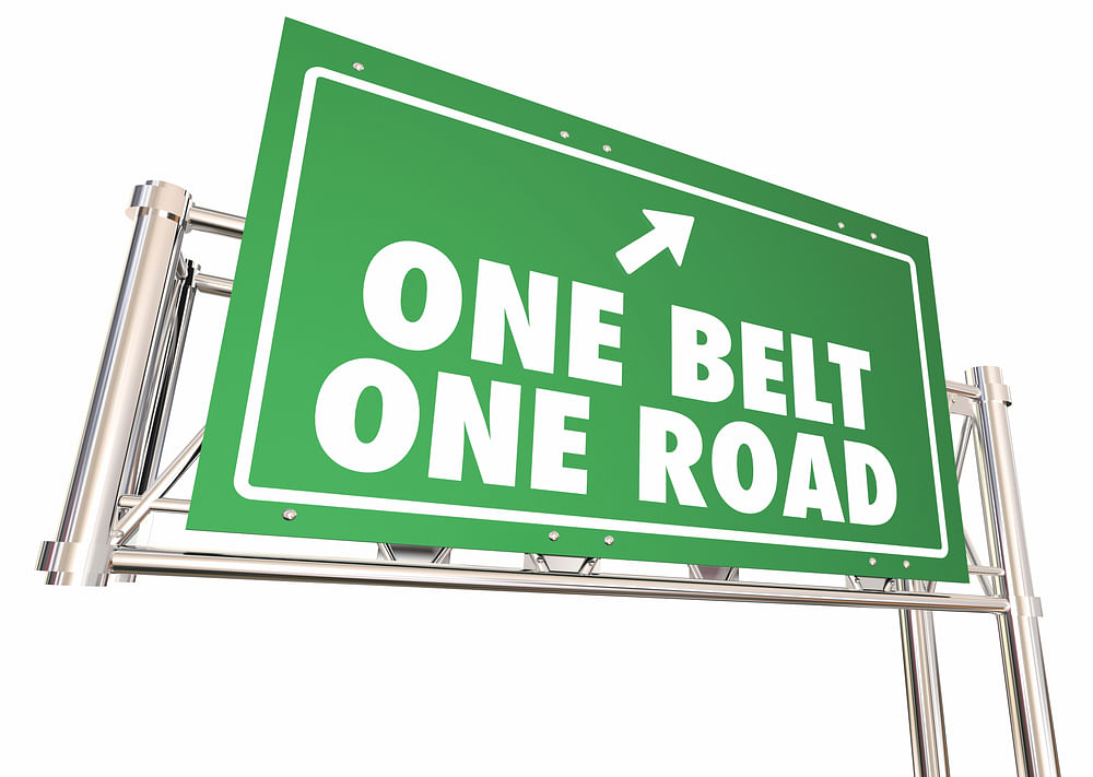 UAE Key to One Belt One Road Vision
