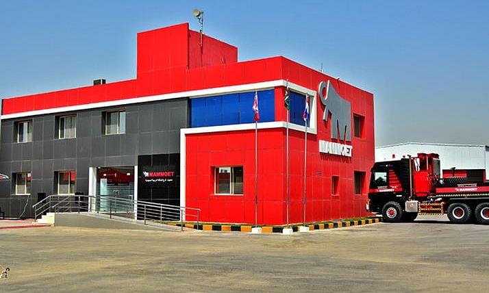 Mammoet Opens New Operational Hub at Al jubail