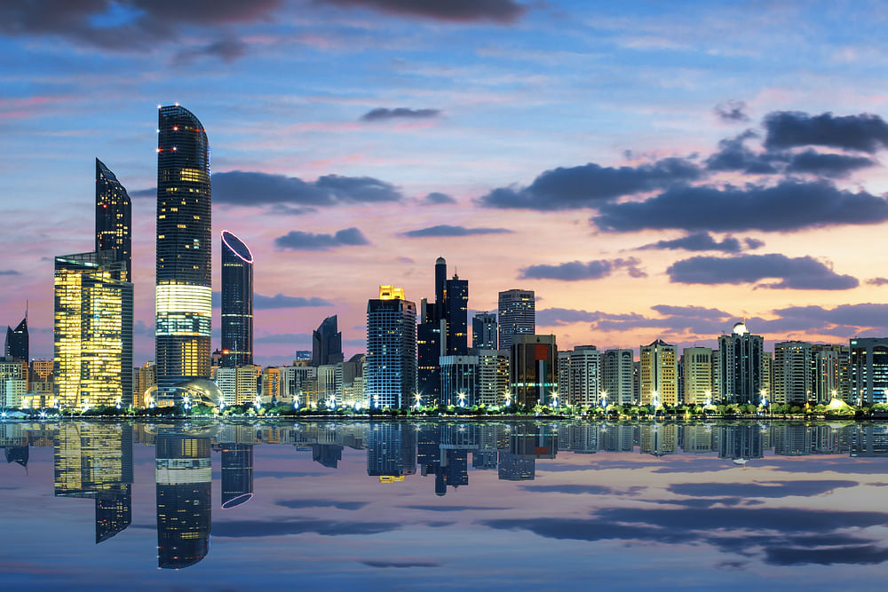 Abu Dhabi to Spend $13.6 Billion in Stimulus Drive