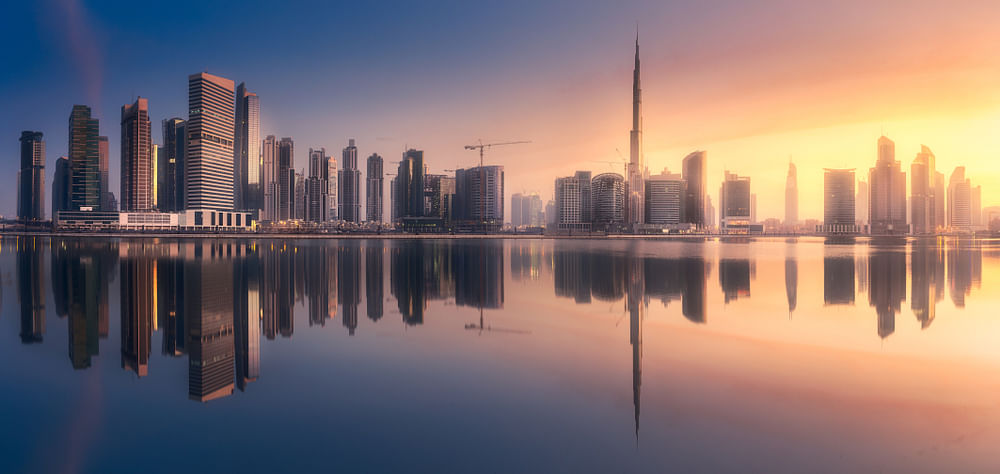 Watch: Dubai's 34-Year Transformation in One NASA GIF