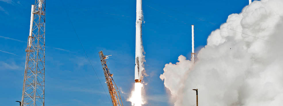 SpaceX Launches 15th Resupply Mission for ISS
