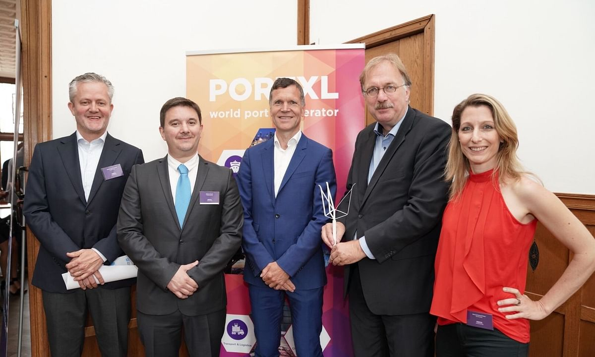 Port of Rotterdam Focused on Developing Port of the Future