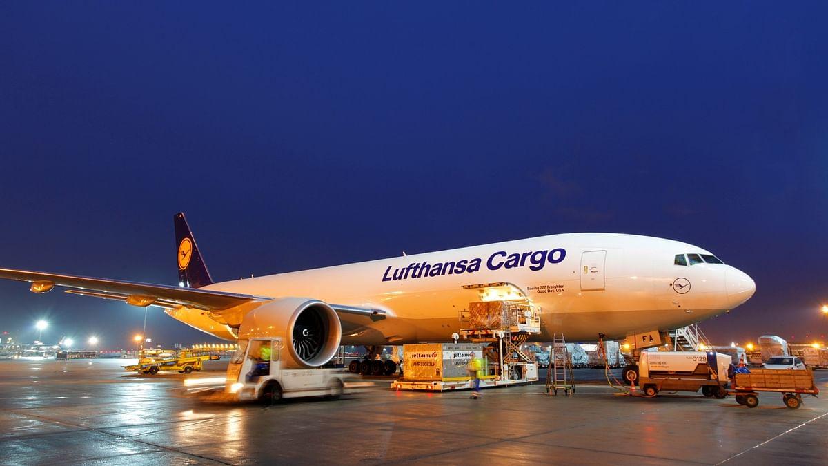 Lufthansa Cargo Goes Digital for Spot Segment