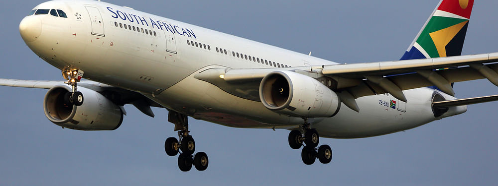 Etihad & Emirates in South African Airways Talks