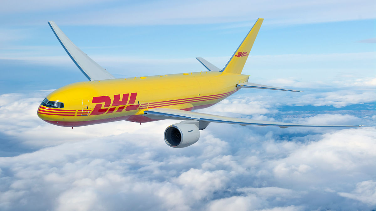 DHL Express Announces Purchase of 14 Boeing 777 Freighters