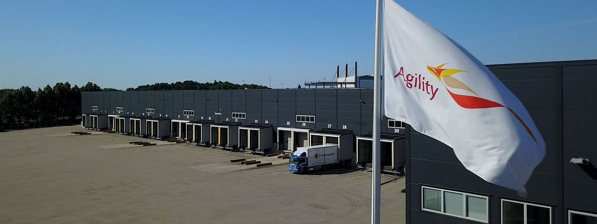 Agility Opens New Warehouse in Sweden
