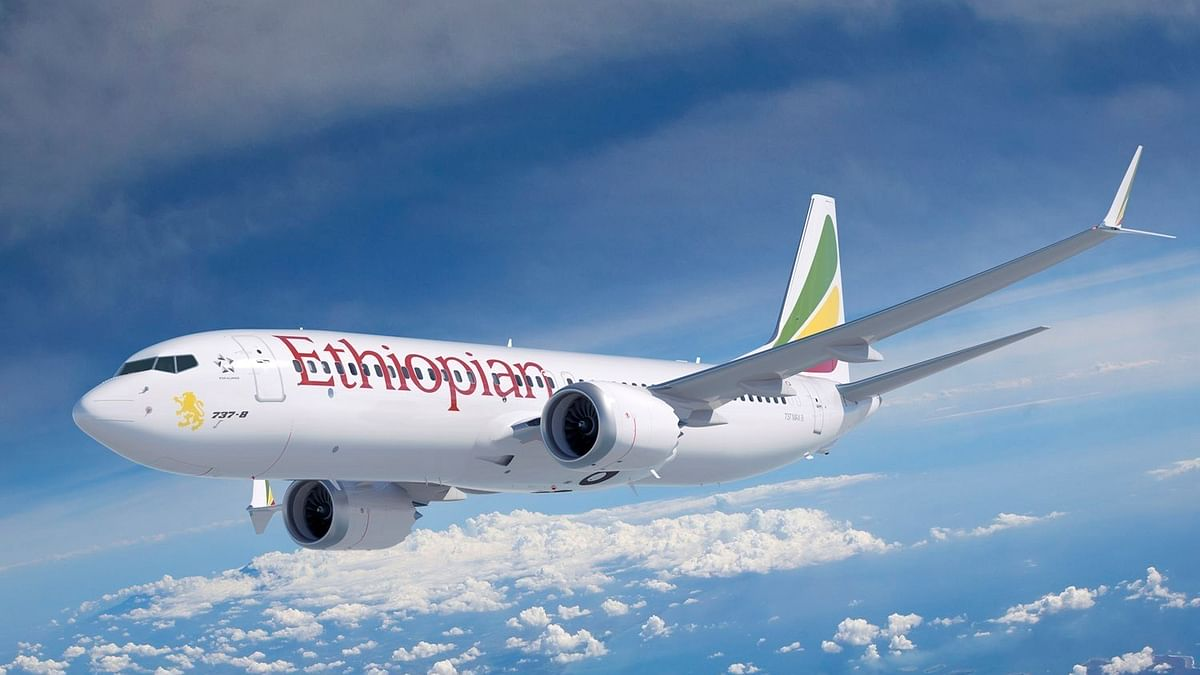 Ethiopian Airlines takes Delivery of First Boeing 737 Max 8