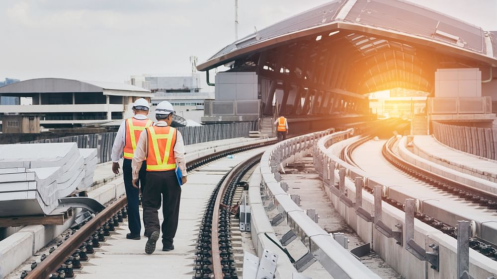 Etihad Selects Jacobs For Major Rail Project